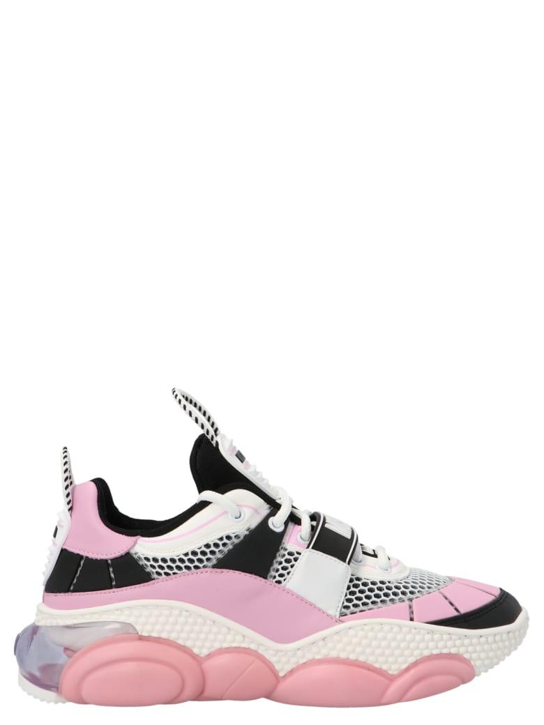 Moschino 'teddy Rete Spacer' Shoes - Multicolor