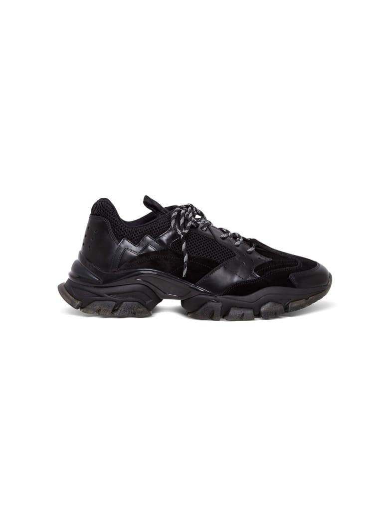 Moncler Leave No Trace Sneakers - Black