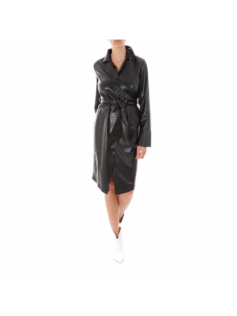 Nanushka Dress - Black