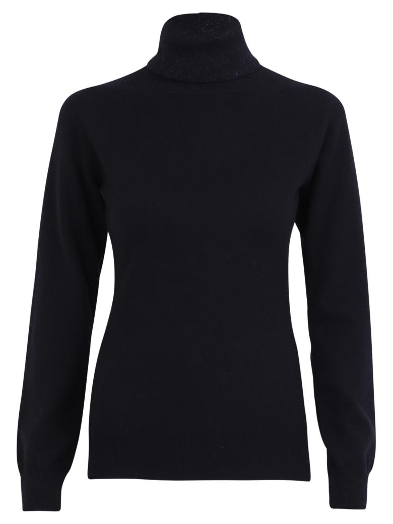 Fabiana Filippi Lurex Sweater - Blue