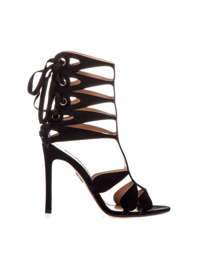 Samuele Failli Diane Sandals - Black