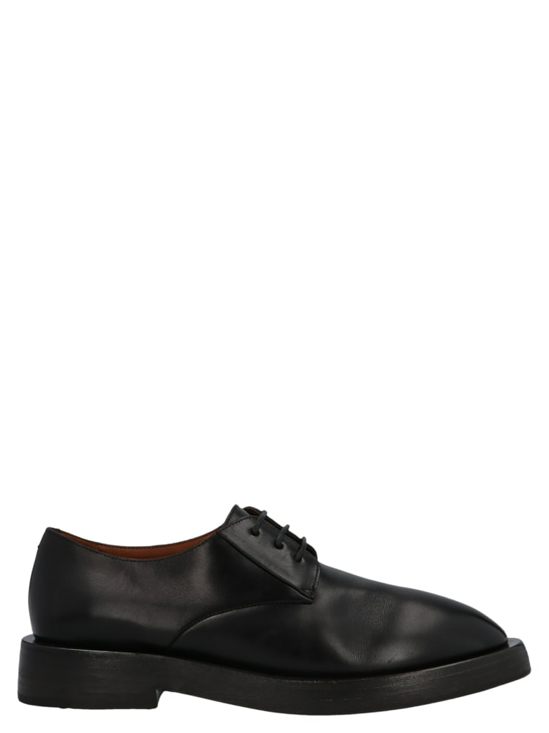 Marsell Derby Shoes 'mentone' - Black