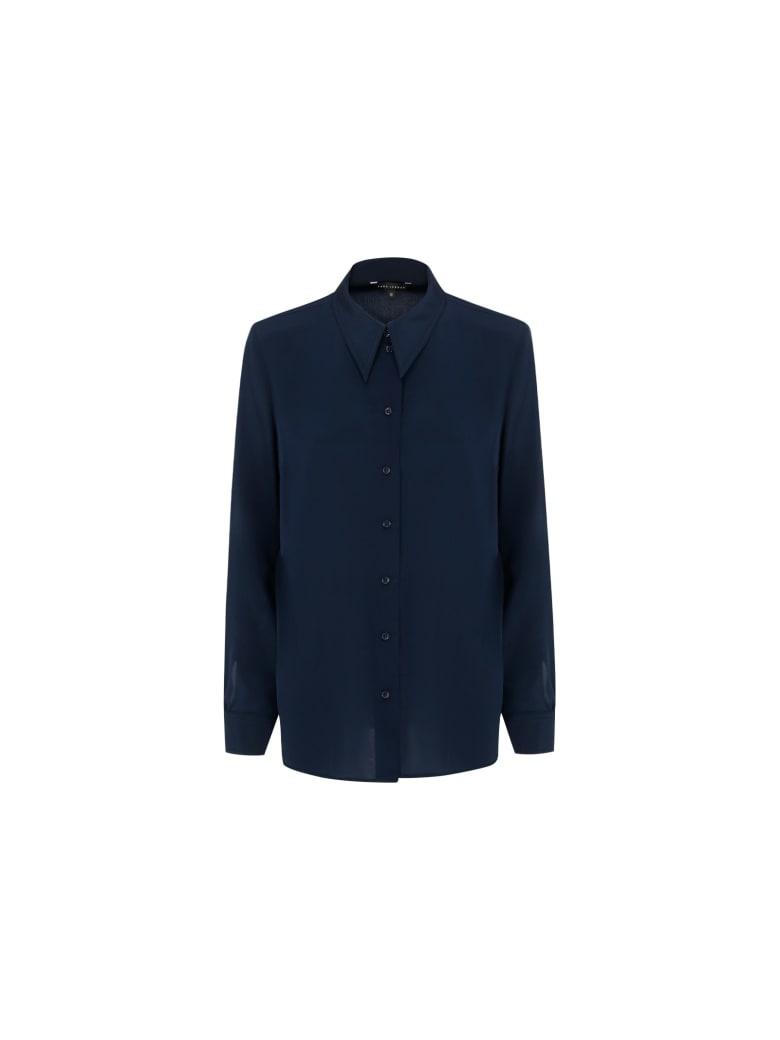 Tara Jarmon Tarot Shirt - Bleu nuit