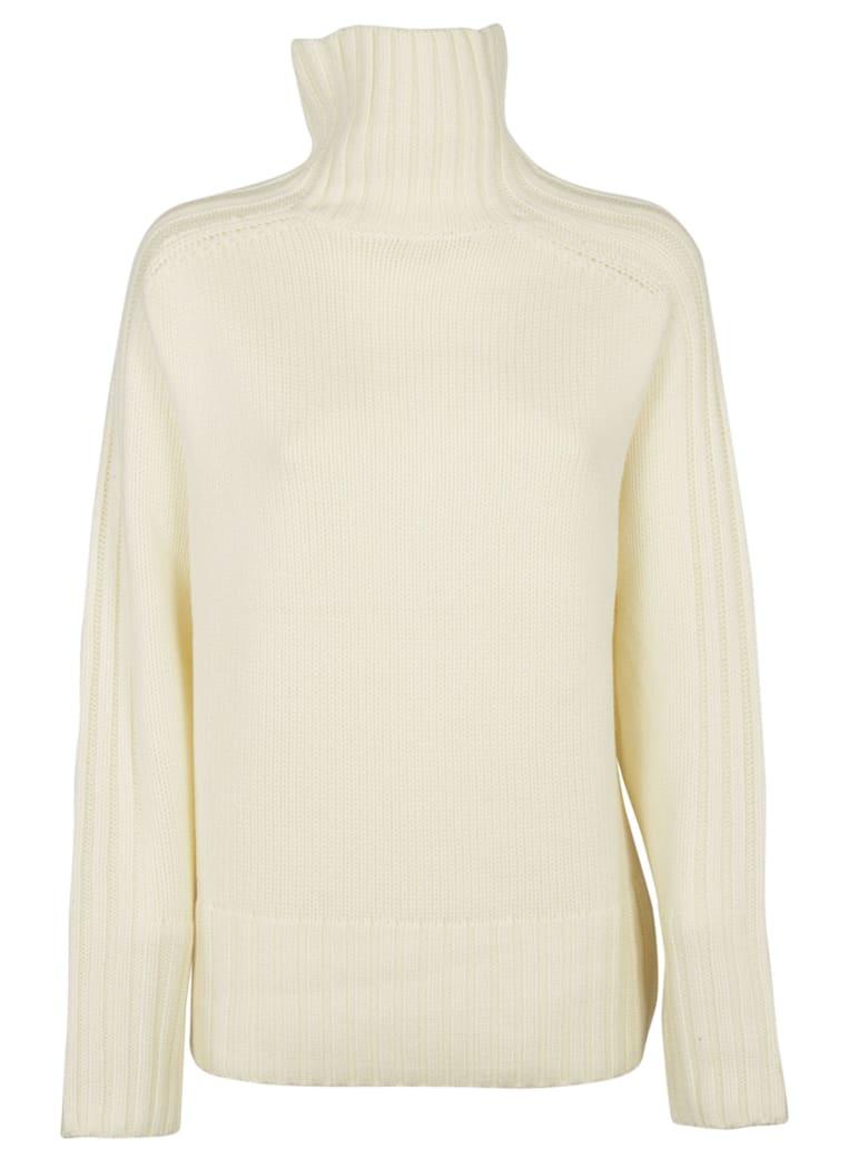 Joseph High Neck Sweater - Bone