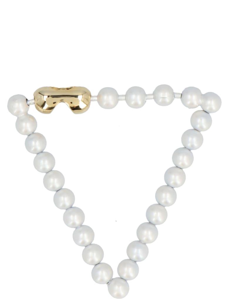 MM6 Maison Margiela Bracelet - White