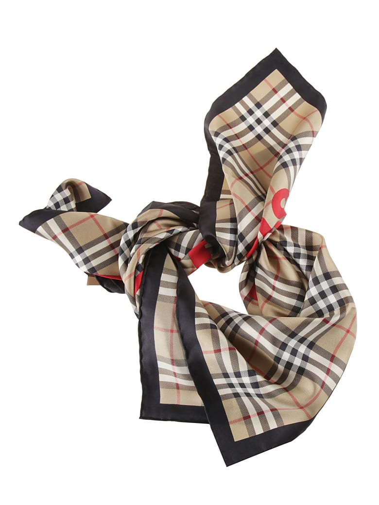 Burberry Checked Scarf by Burberry