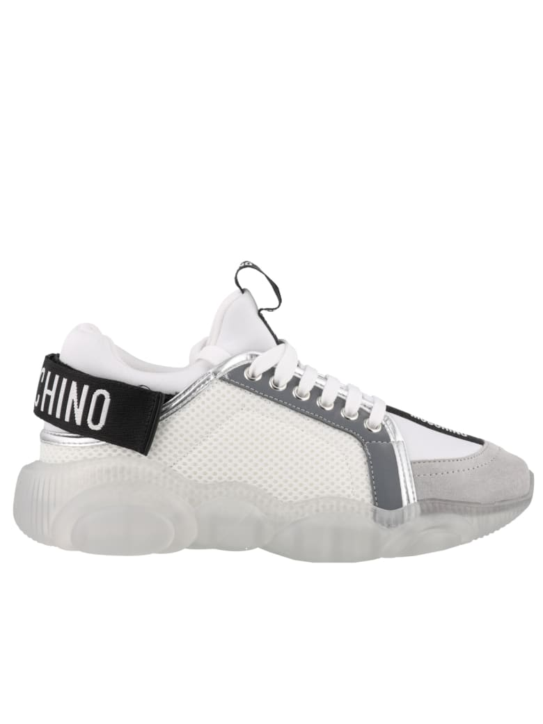 Moschino Sneakers Teddy Shoes