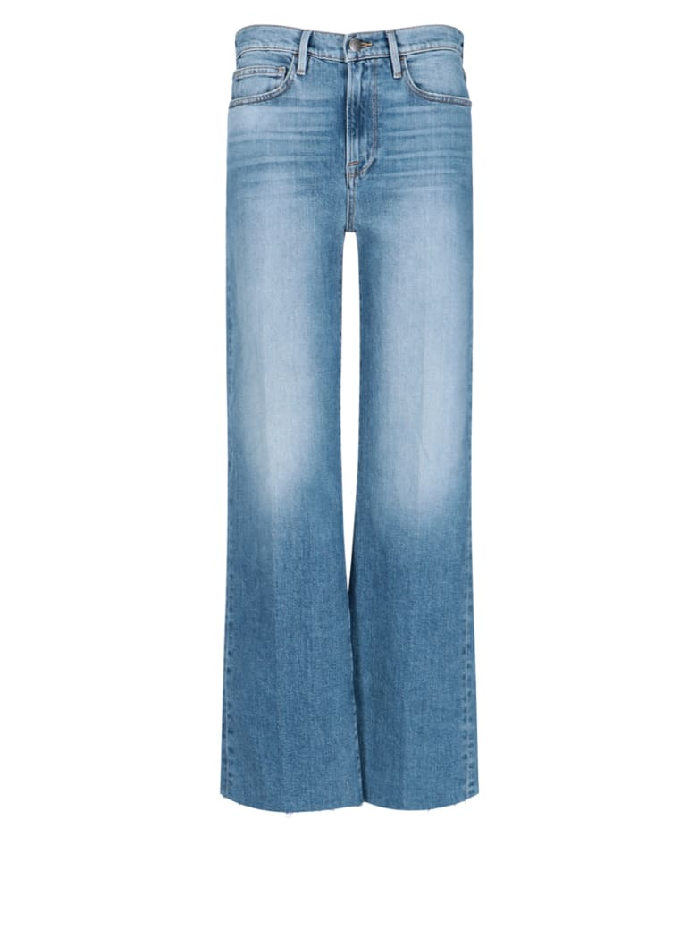 Frame Trousers - Blue