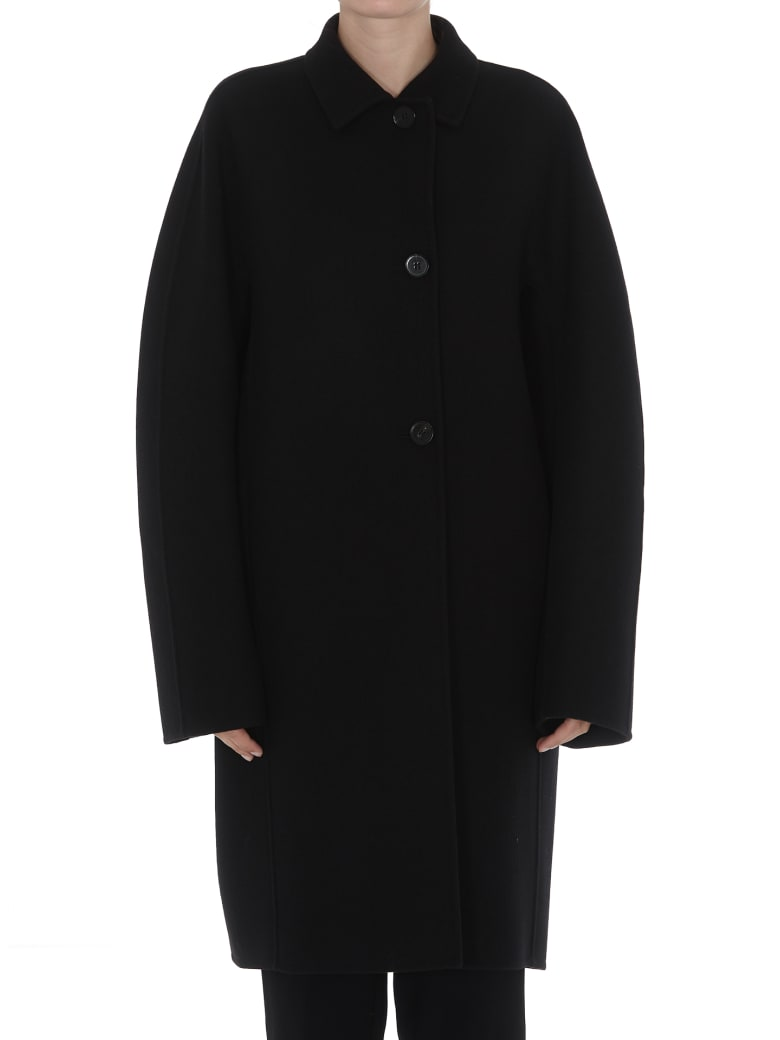 Jil Sander Lloyd Coat - Black