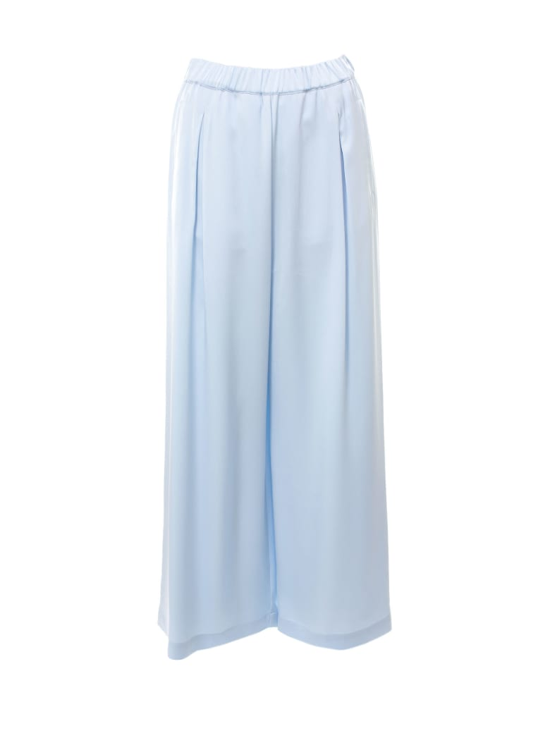 SEMICOUTURE Pants - Blue