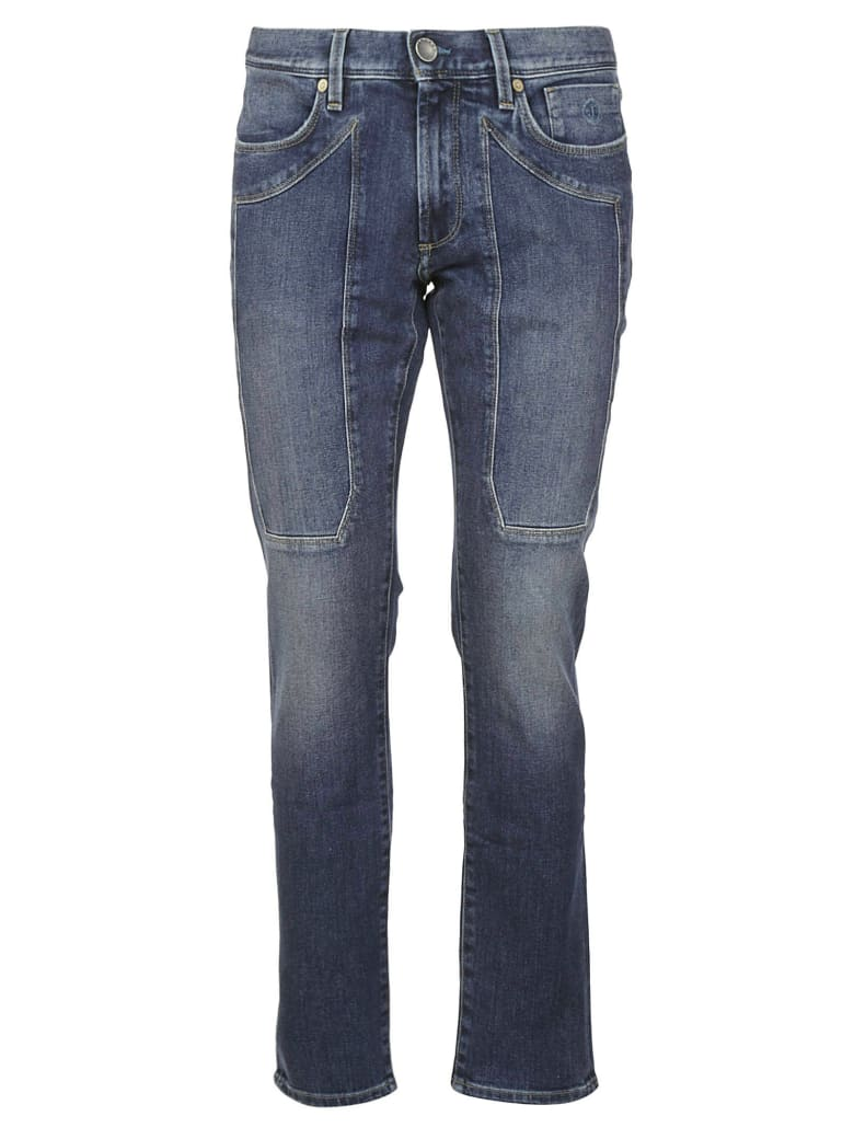 Jeckerson Embroidered Jeans
