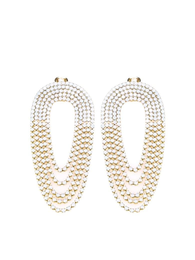 Silvia Gnecchi Liberty Earrings - White
