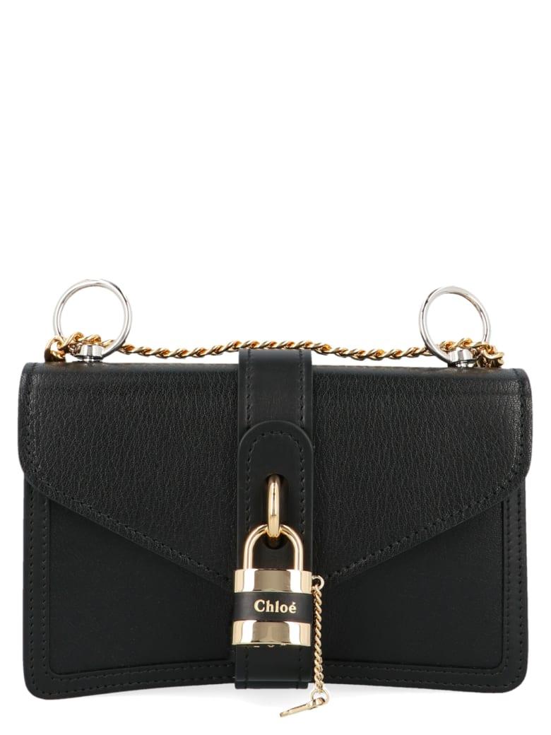 Chloé 'aby' Bag - Black