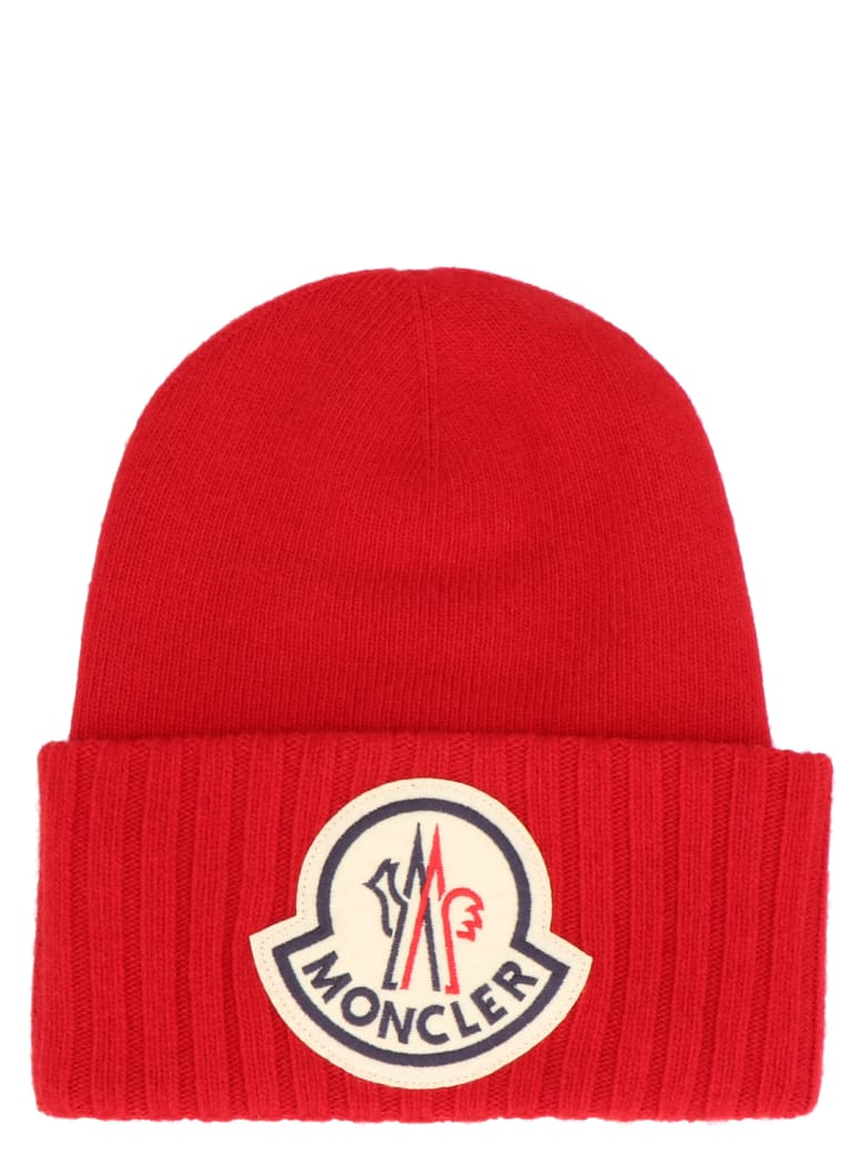 Moncler Beanie - Red