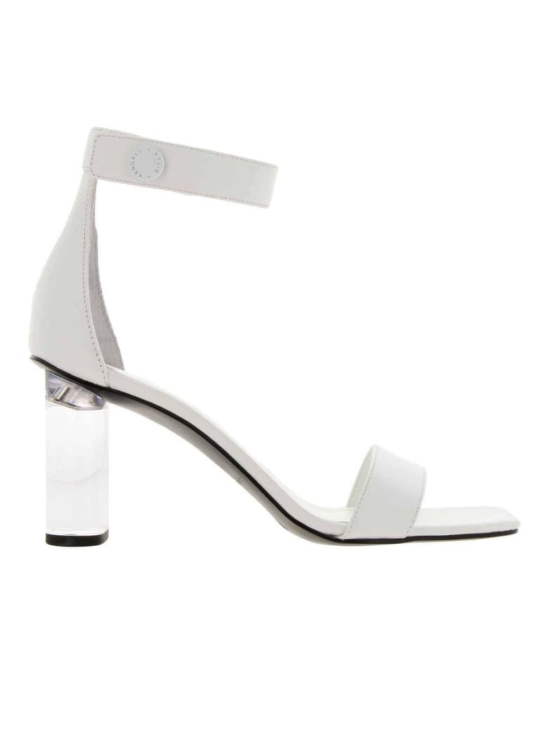 Kendall + Kylie Heeled Sandals Shoes Women Kendall + Kylie - white
