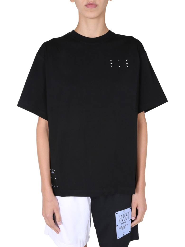 McQ Alexander McQueen Relaxed Fit T-shirt - NERO
