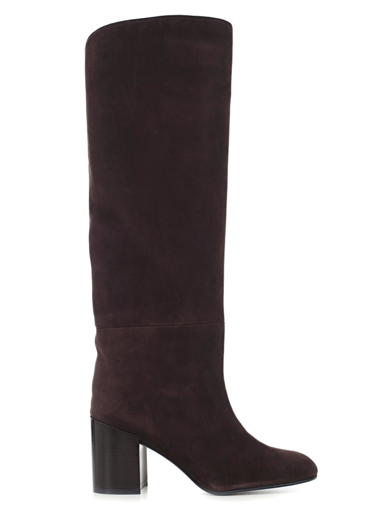 cheap for discount 9cd0e b1f4d Best price on the market at italist   Stuart Weitzman Stuart Weitzman Tubo  Knee High Boots