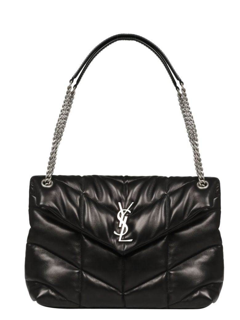 Saint Laurent Bag - Nero