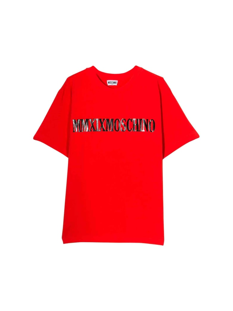 Moschino Red T-shirt - Rosso