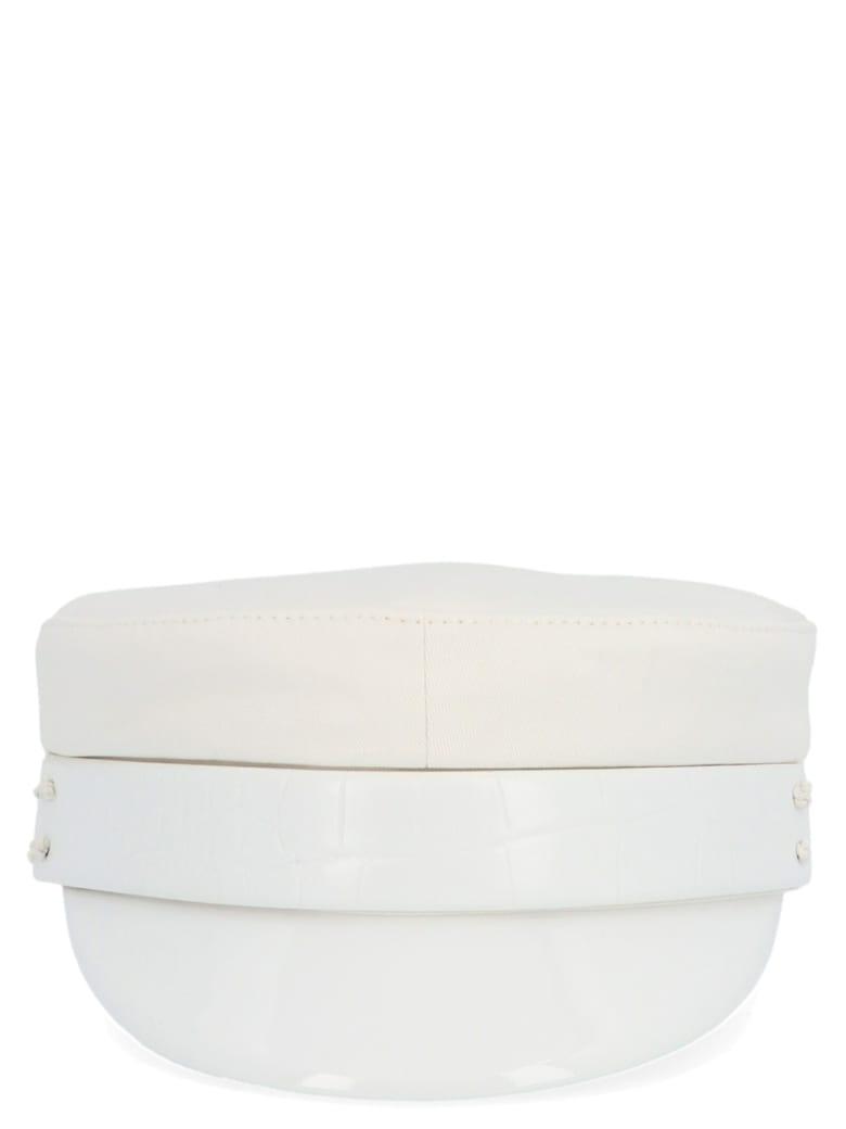 Ruslan Baginskiy 'baker Boy' Hat - White