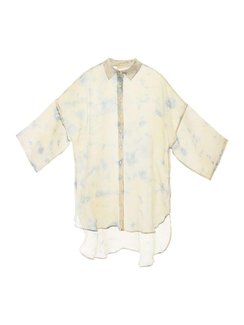 Mes Demoiselles Cumul Shirt - BLUE COMBO (Beige)