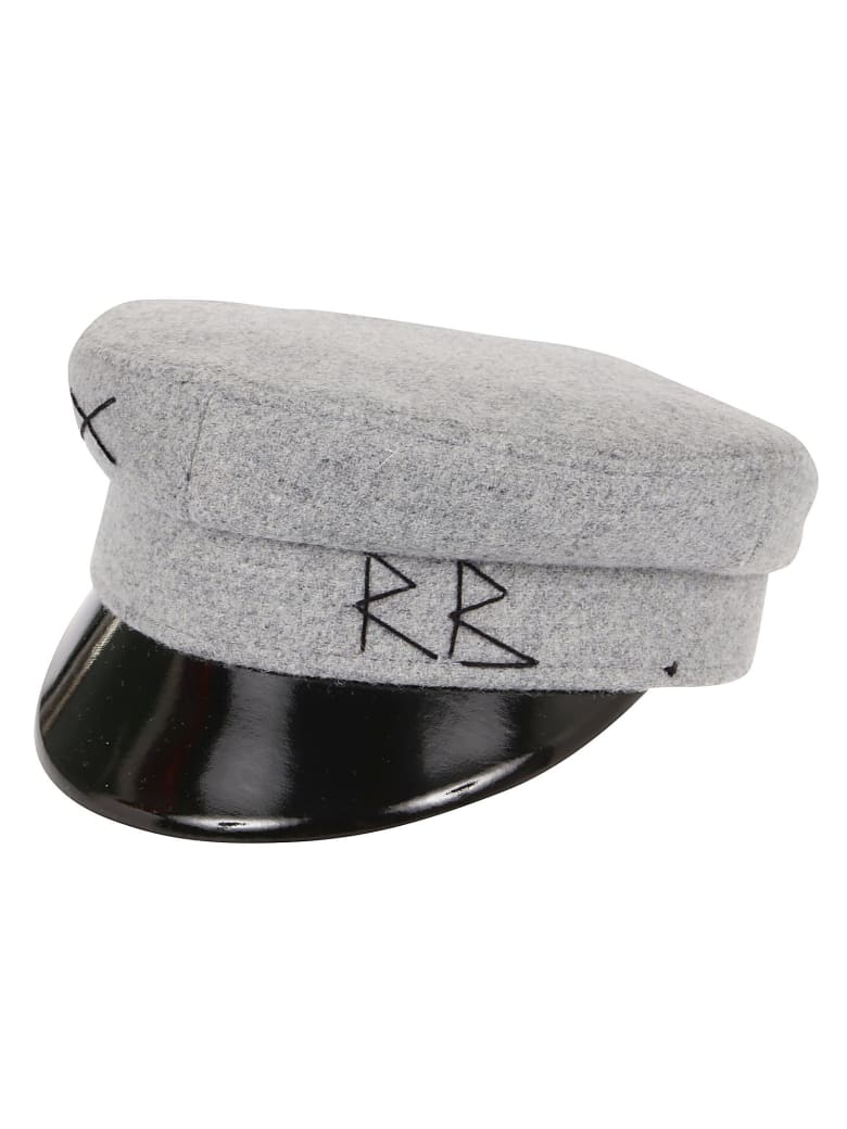 Ruslan Baginskiy Hat Baker Boy - Grey