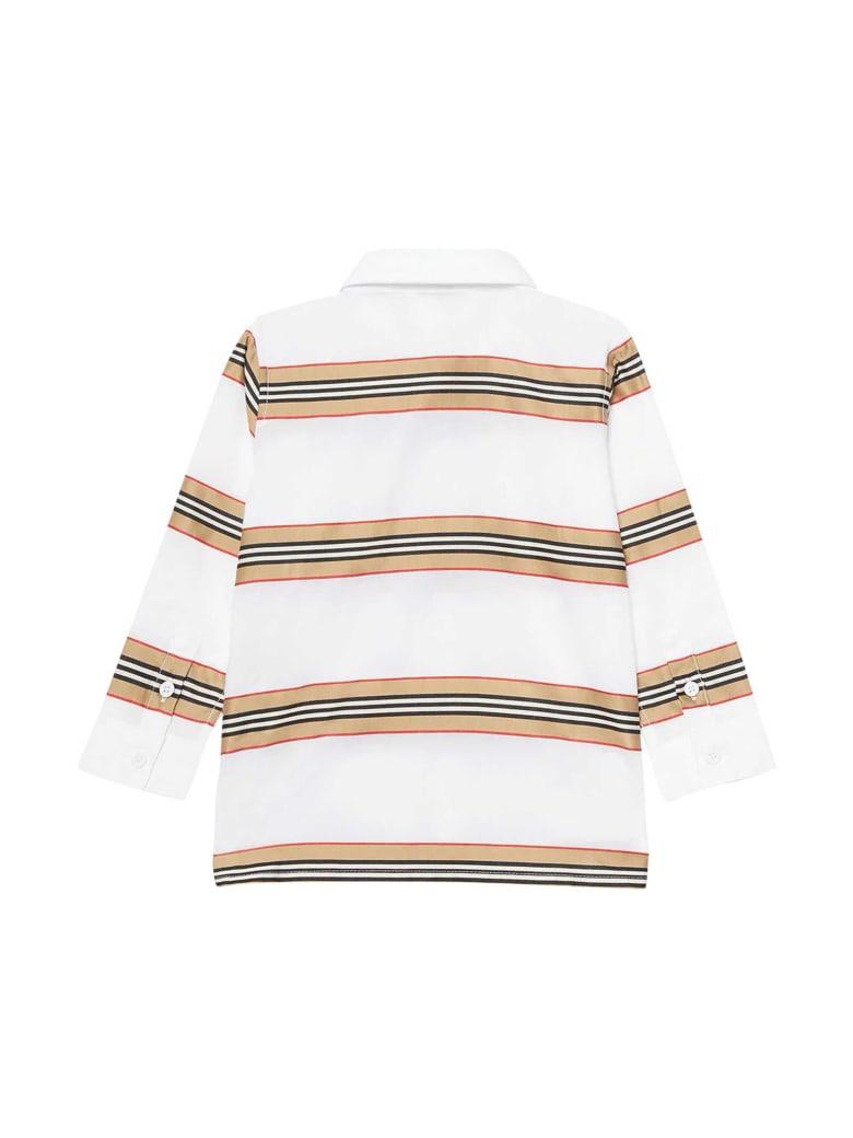 Burberry Shirt - Bianco