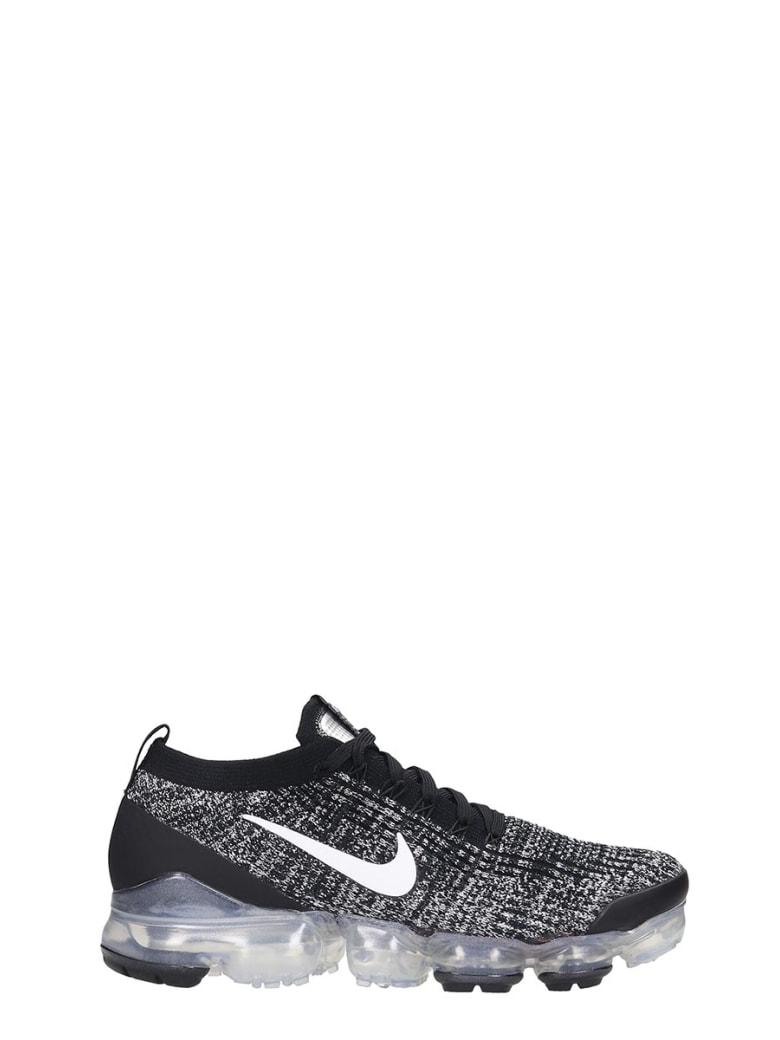 Nike Air Vapormax  Sneakers In Black Tech/synthetic - black