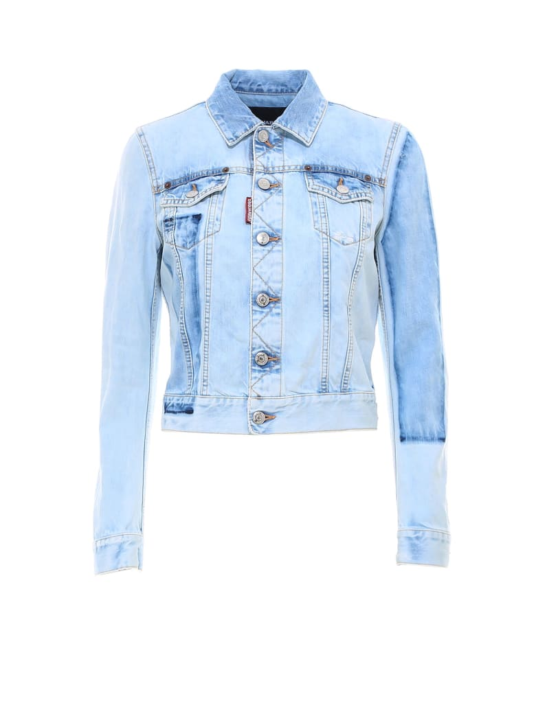 Dsquared2 Jacket - Blue