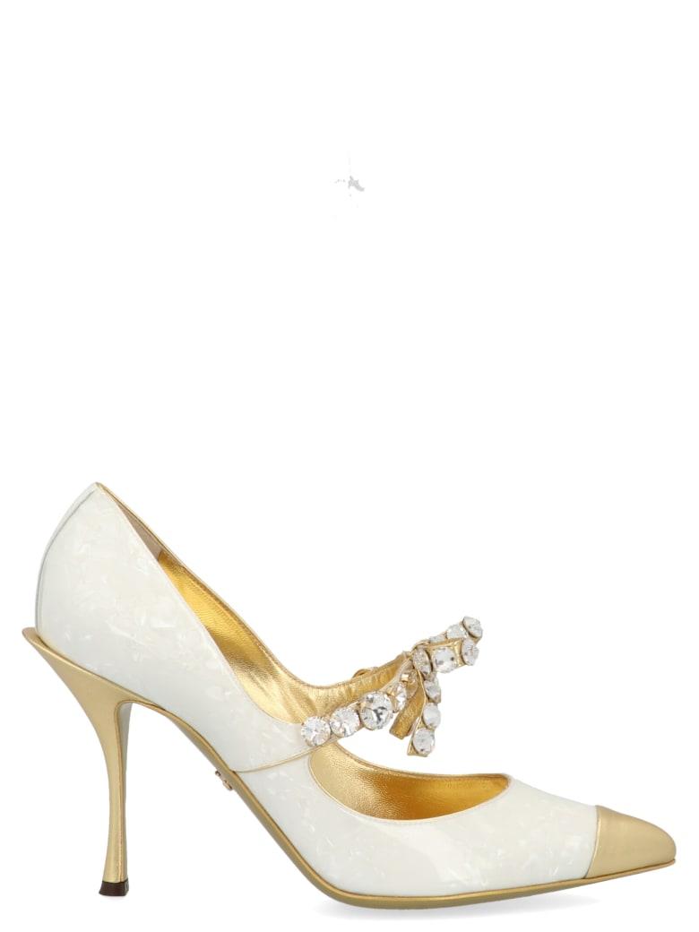 Dolce & Gabbana Shoes - White