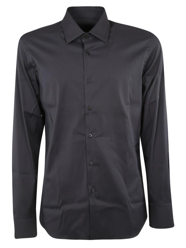 Prada Popeline Shirt - Smoke