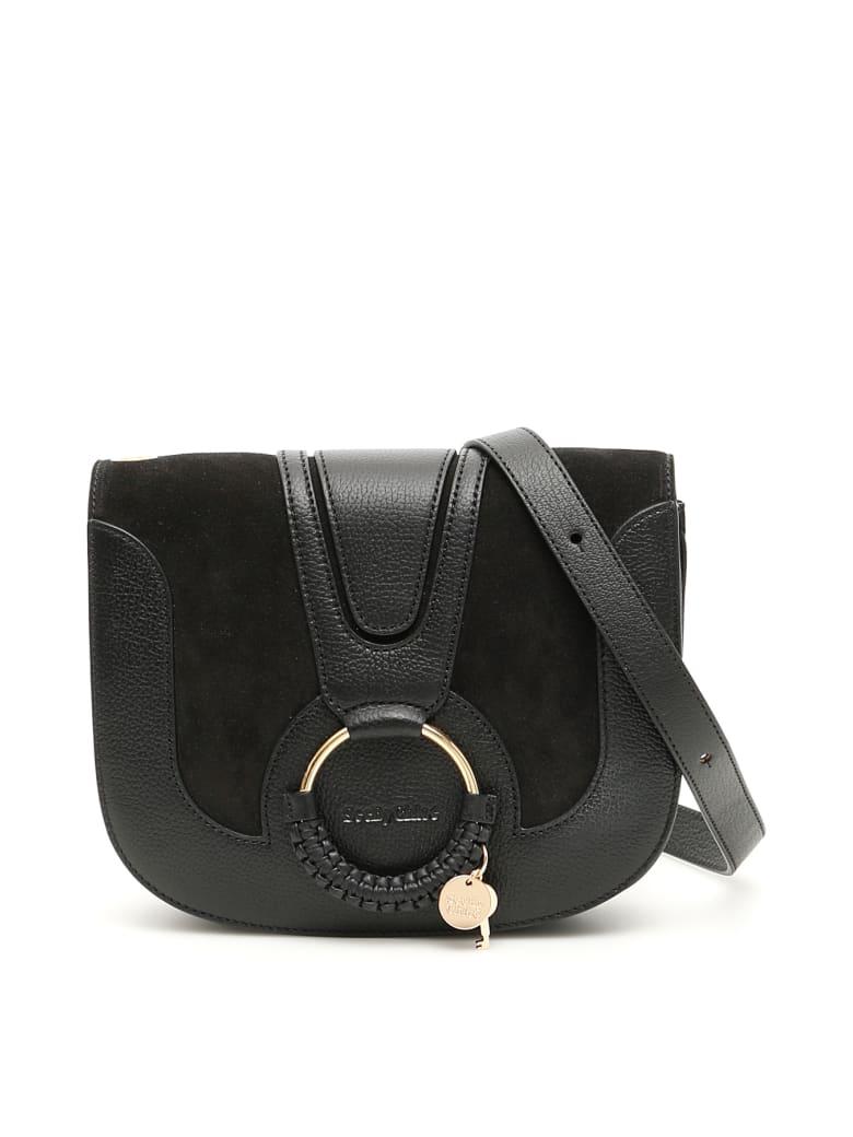 See by Chloé Hana Shoulder Bag - BLACK (Black)