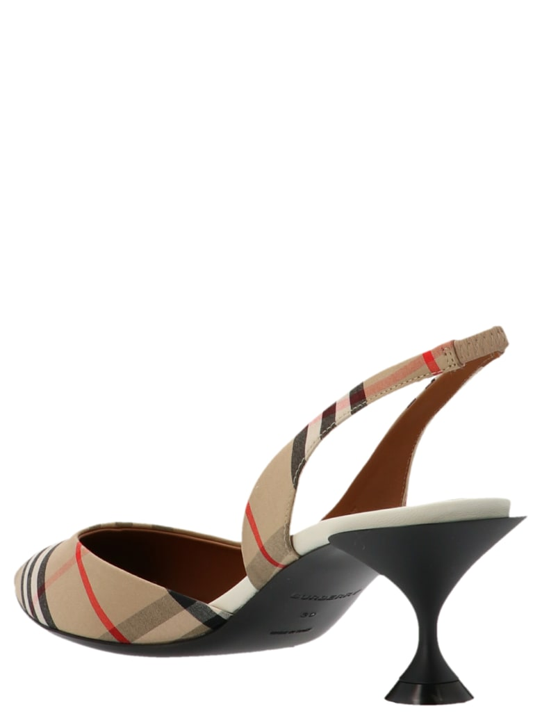 Burberry 'vintage Check' Shoes - Multicolor