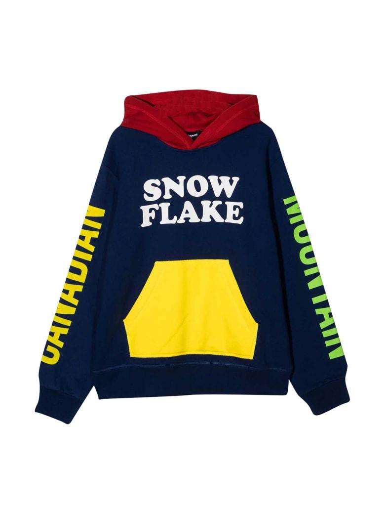 Dsquared2 Multicolored Sweatshirt - Multicolore