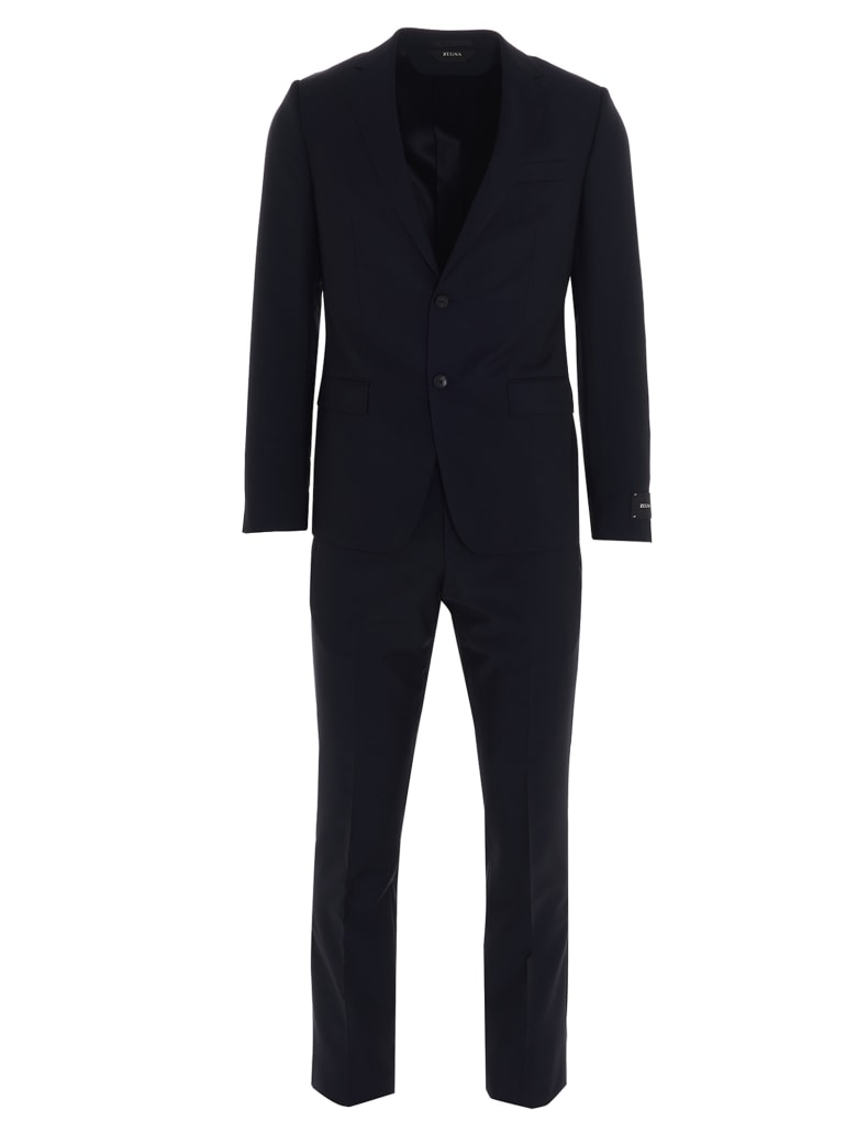 Z Zegna Suits - Blue