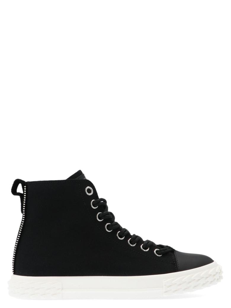 Giuseppe Zanotti 'blabber' Shoes - Black