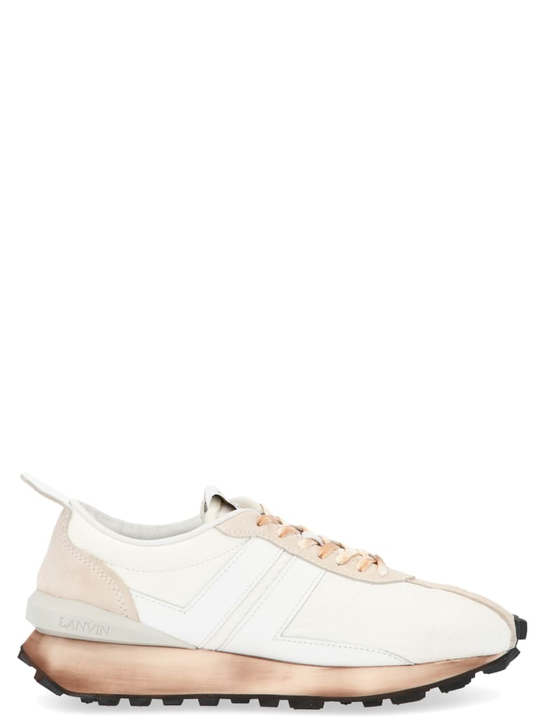 Lanvin 'running' Shoes - White