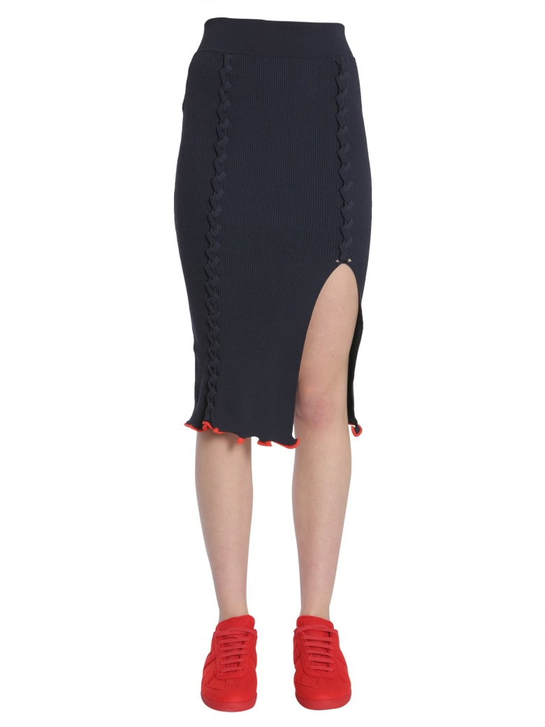 Opening Ceremony Pencil Skirt - BLU