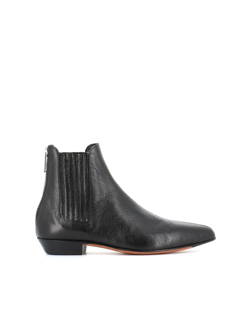 Paul Smith Ankle Boots - Black