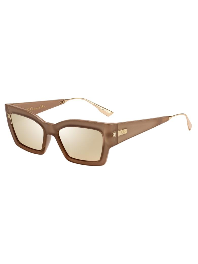 Christian Dior CATSTYLEDIOR2 Sunglasses - /sq Pink Gold