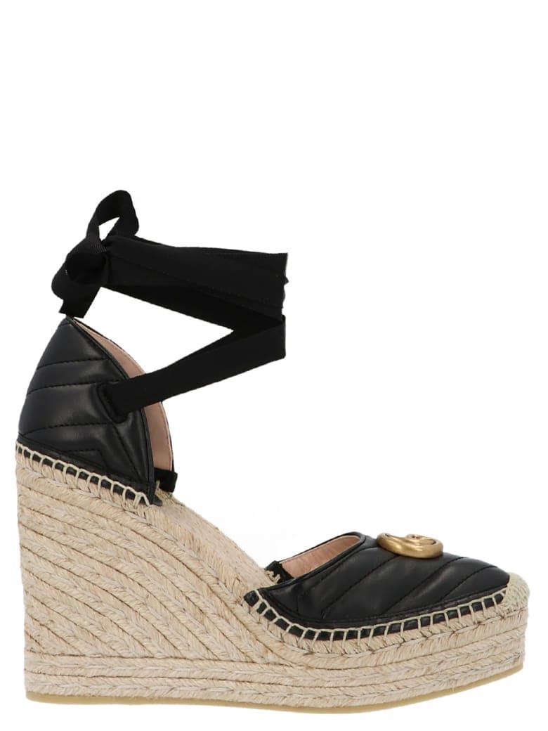 Gucci 'palmyra' Shoes - Black