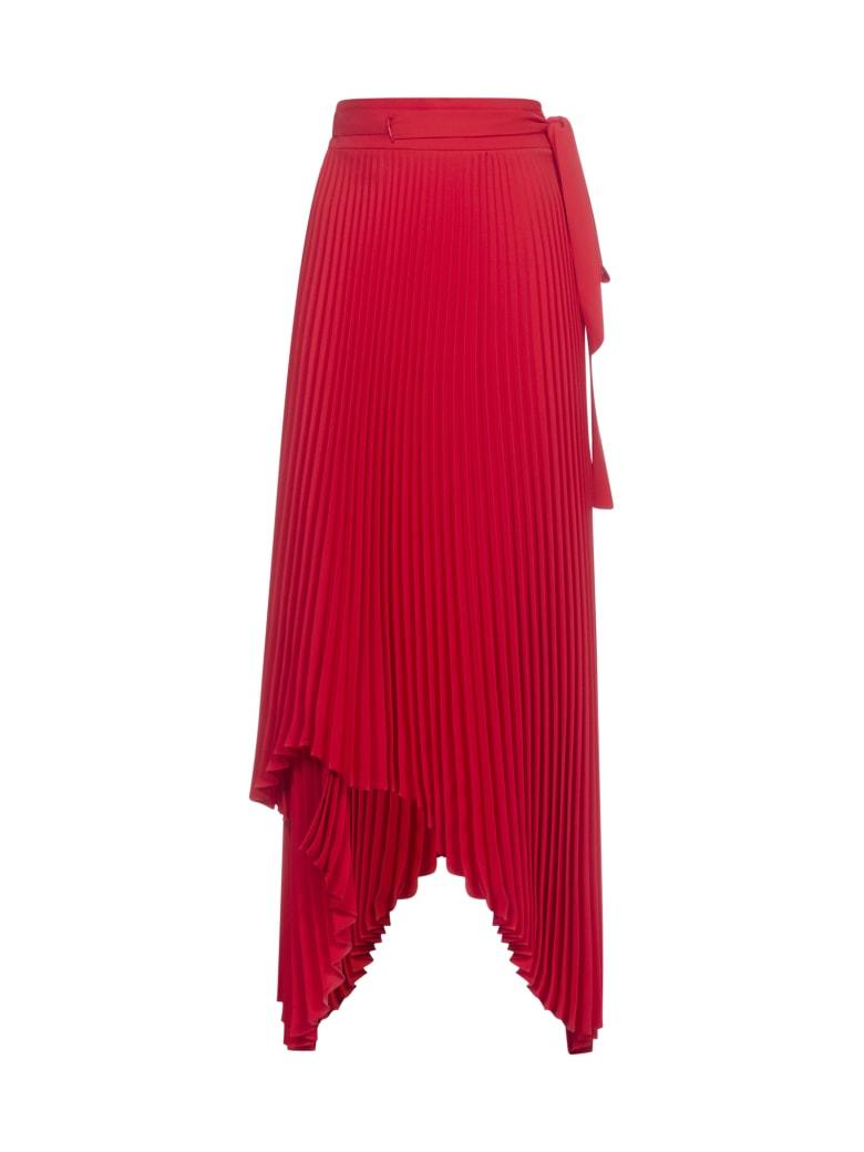 A.W.A.K.E. Mode Skirt - Red