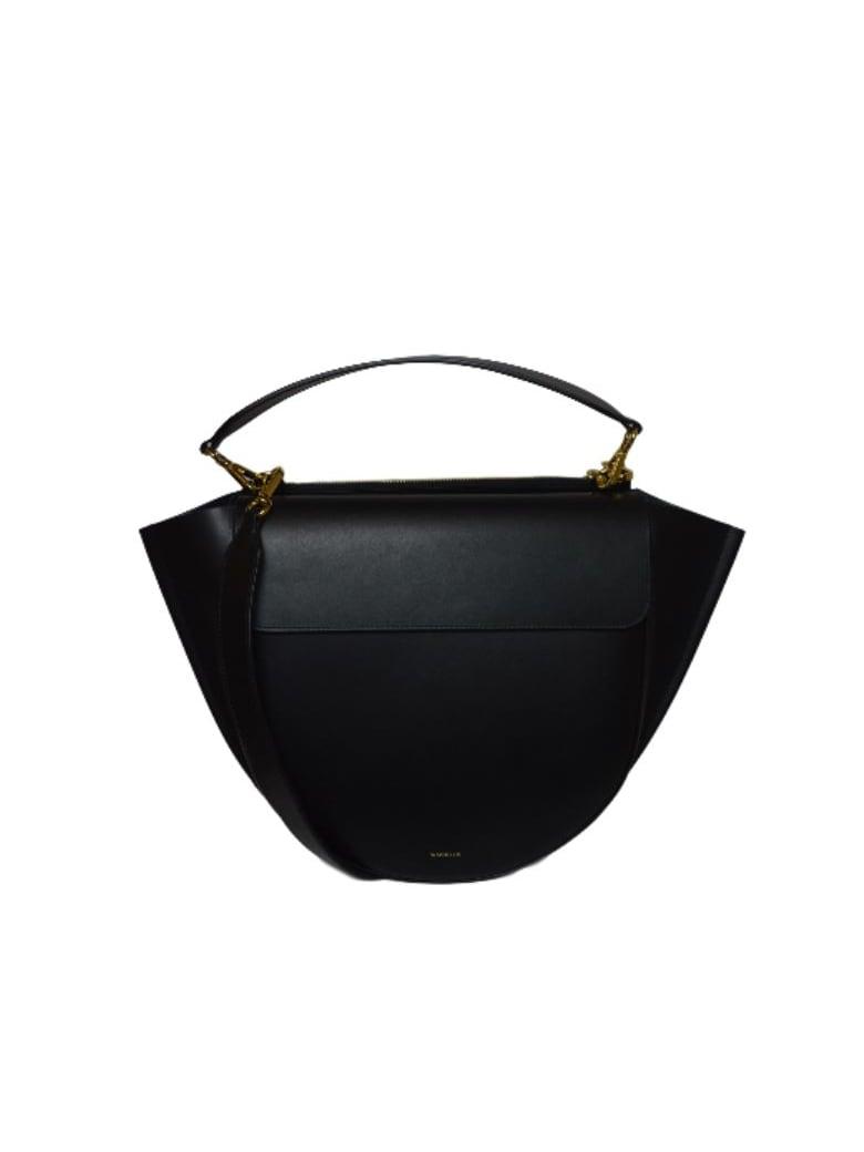 Wandler Hortensia Big Shoulder Bag - Black Black