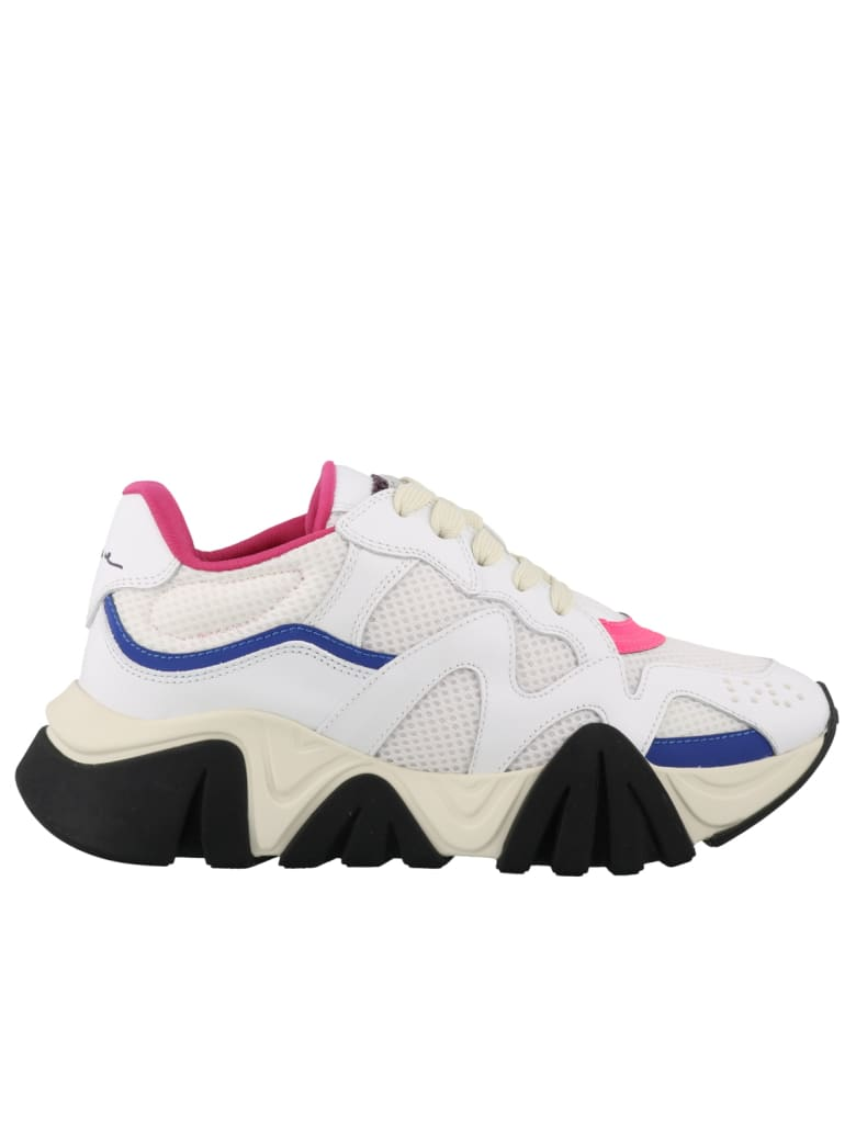 Versace Squalo Sneakers - Multicolor