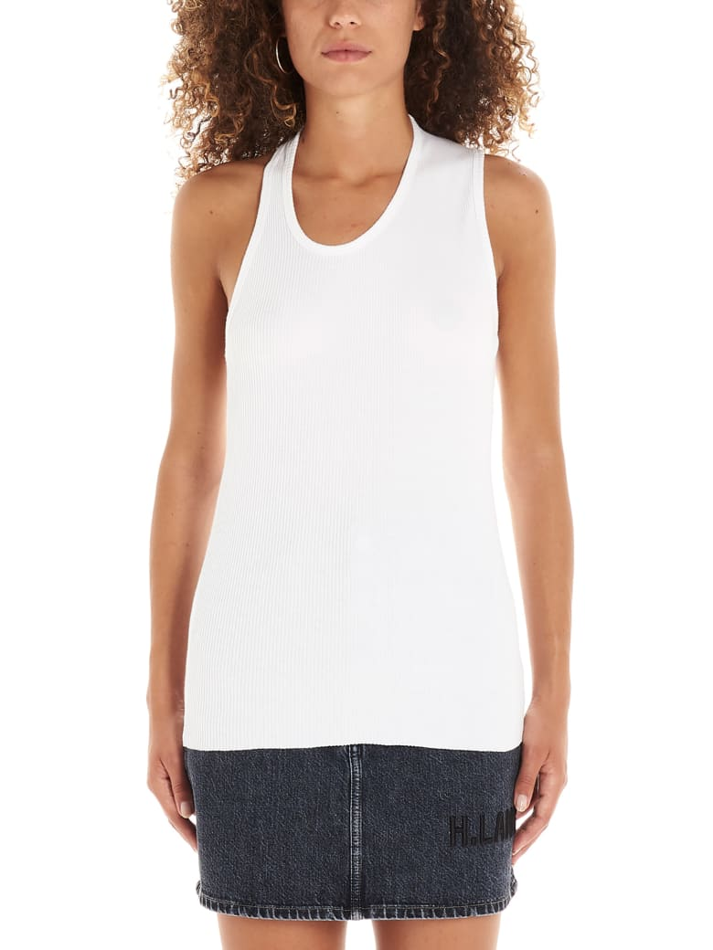 Helmut Lang Top - White