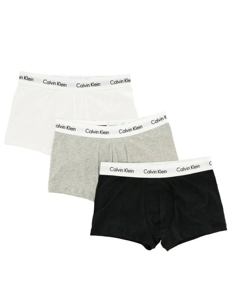 Best price on the market at italist | Calvin Klein Calvin Klein Underwear Underwear Set 3 Basic Boxer Briefs With Calvin Klein Underwear Logo