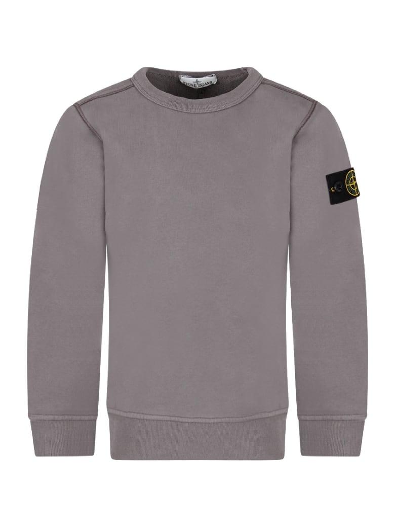stone island sweatshirt age 14