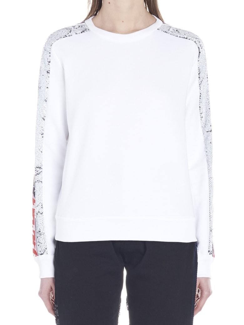 Iceberg Sweatshirt - White