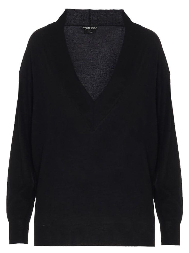 Tom Ford Sweater - Black