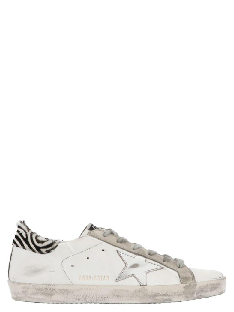 Golden Goose 'superstar' Shoes - White